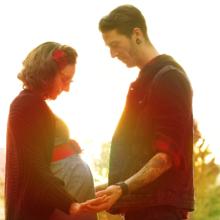 Kazya, couple, amour, love, joie, happiness, grossesse, heureux événement, enceinte, shooting, photo, photographie, photographe, rennes, bretagne, ille et vilaine, couleur (2)