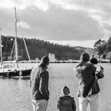 Kazya, famille, bonheur, amour, couple, enfants, joie, nature, paysage, noir et blanc, photographe, photographie, rennes, photo, ille et vilaine, bretagne (3)