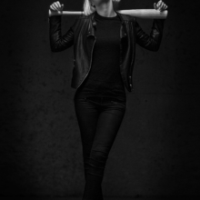 Kazya, noir et blanc, portrait, studio, fashion, mode, beauté, shooting, photo, photographe, photographie, fille, femme, girl, rennes, bretagne, ille et vilaine (5)